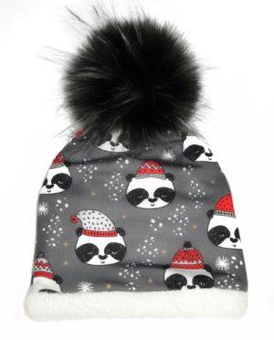 Bonnet Polaire Snow Panda