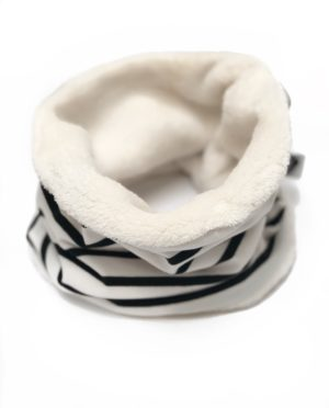 Snood polaire Marin