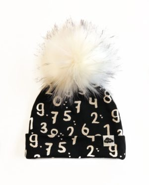 Bonnet Numbers Black