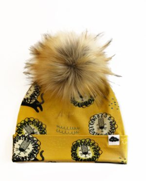 Bonnet Jersey Lion