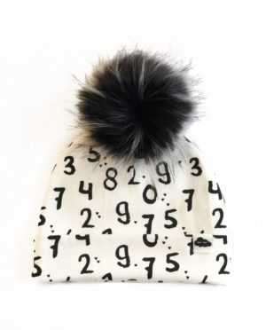 Bonnet Numbers White