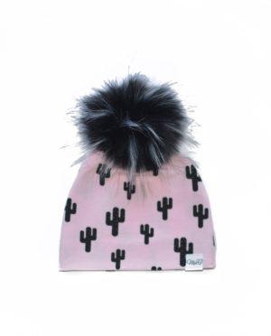 Bonnet Cactus Pink