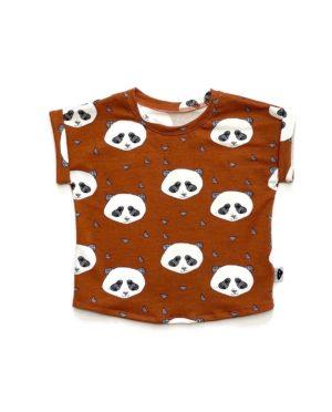 T-Shirt Panda 12/18 Mois