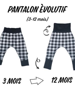 Pantalon Évolutif SS2020
