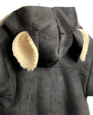 Veste évolutive Suédine & Mouton