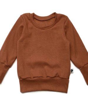 T-Shirt évolutif Jersey côtelée