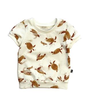 T-Shirt évolutif motifs au choix