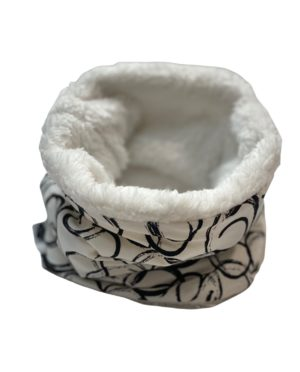 Snood Polaire Circles Taille 2
